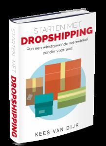 ebook starten met dropshipping
