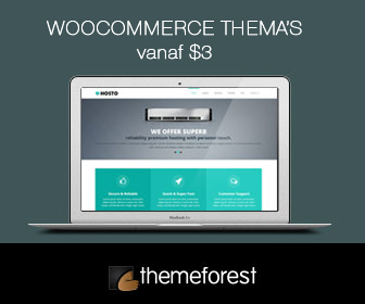 WooCommerce thema's