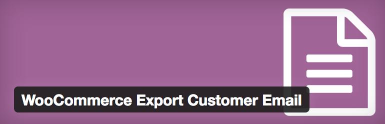 woocommerce 2017 exporteer emails