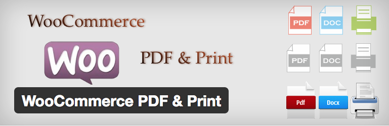 woocommerce 2017 pdf print