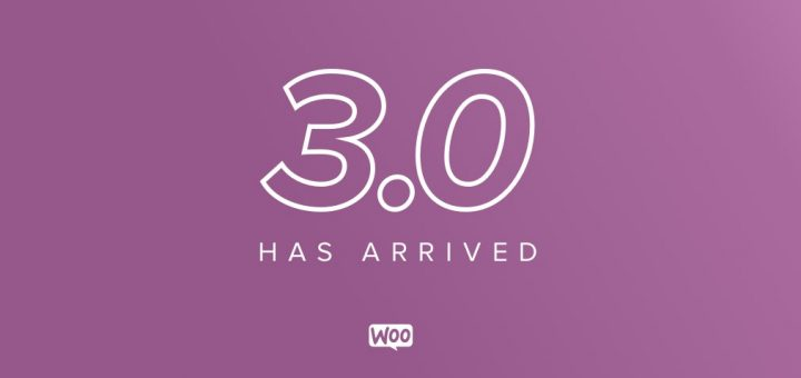 woocommerce 3.0 update